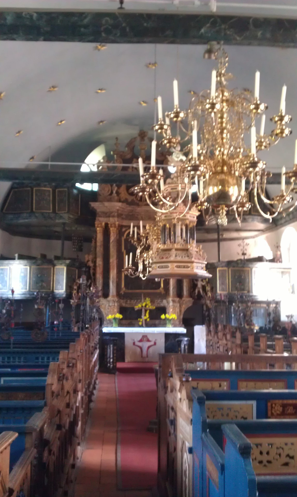 Kirche Altengamme